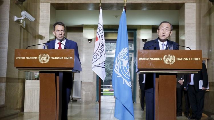 الأمم المتحدة والصليب الأحمر يدعوان لوضع حد للنزاعات في العالم