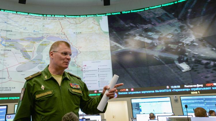 المقاتلات الروسية تستهدف معاقل