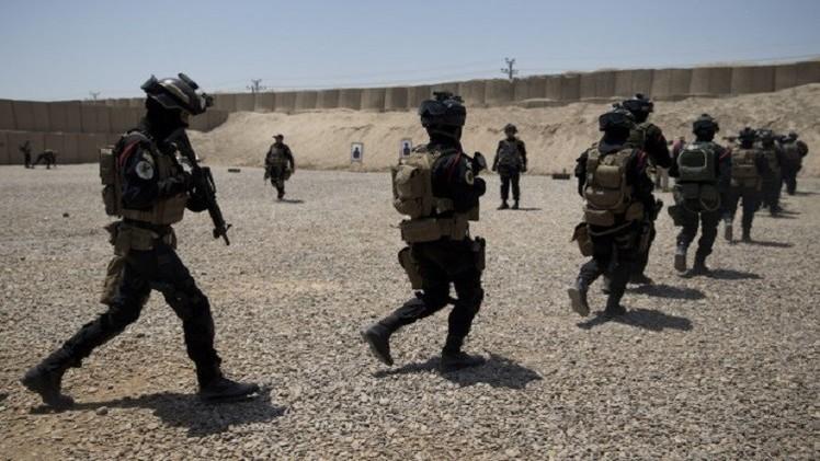 القوات العراقية الخاصة لمكافحة الإرهاب