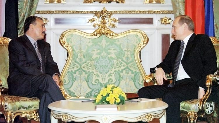نبذة عن العلاقات الروسية - اليمنية
