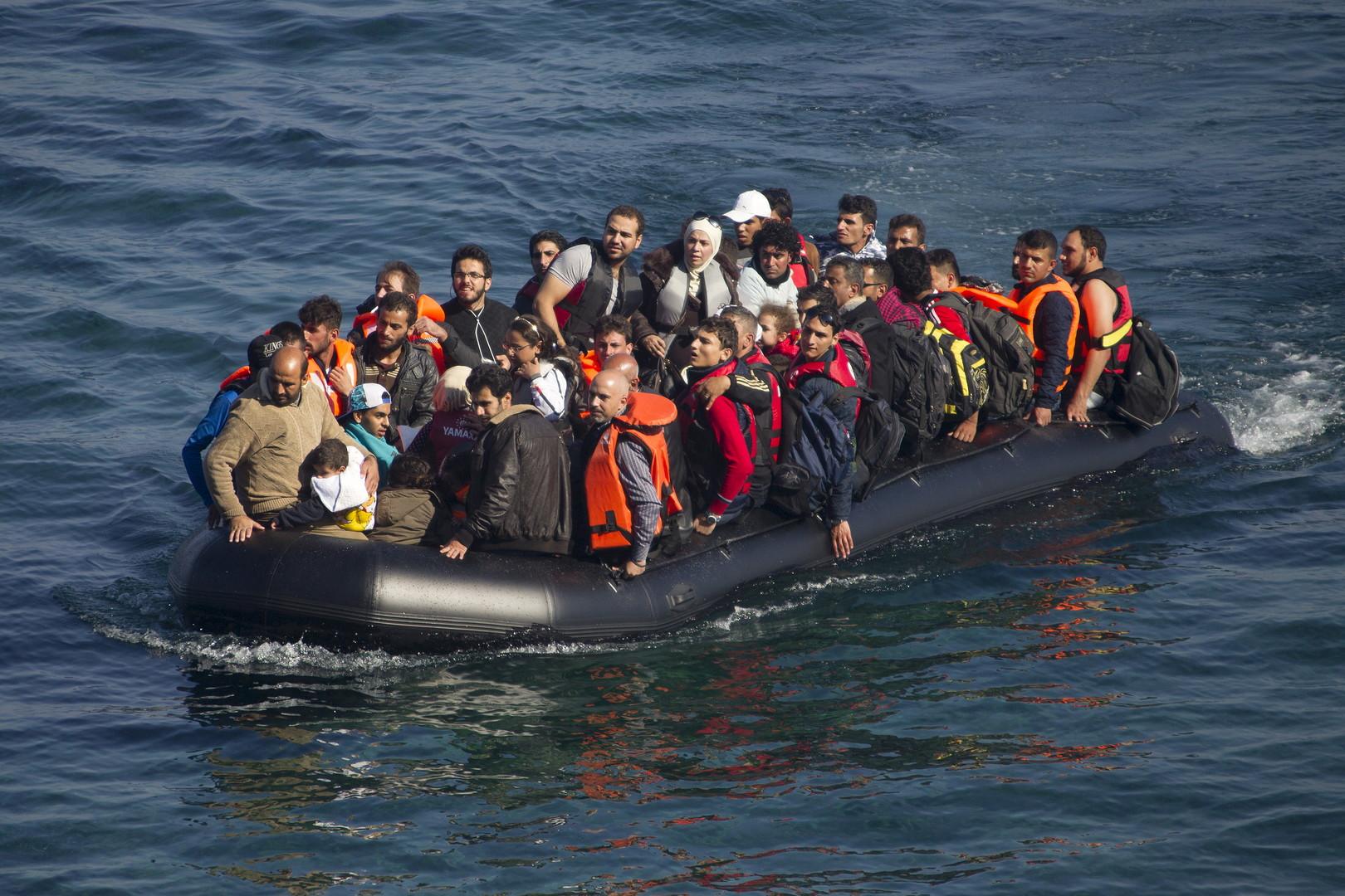 مجلس الأمن يعطي الضوء الأخضر لاعتراض سفن المهربين في مياه المتوسط