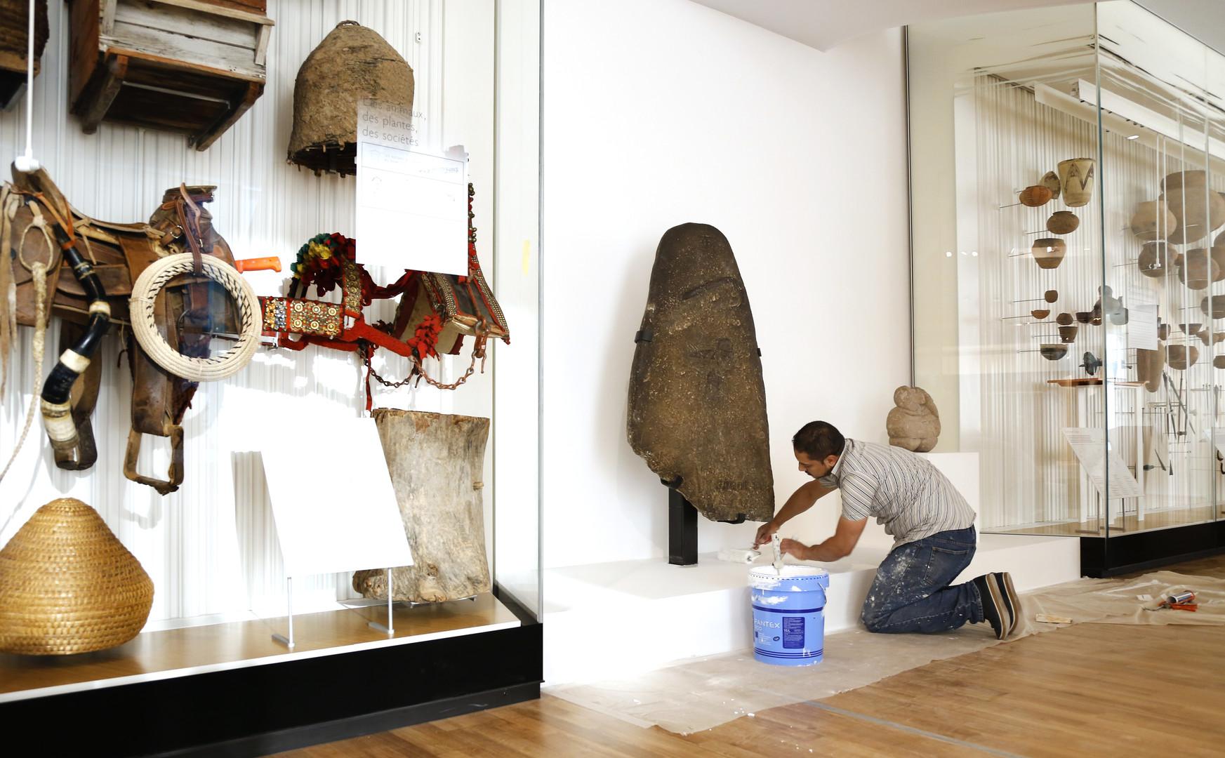 متحف البشرية في باريس