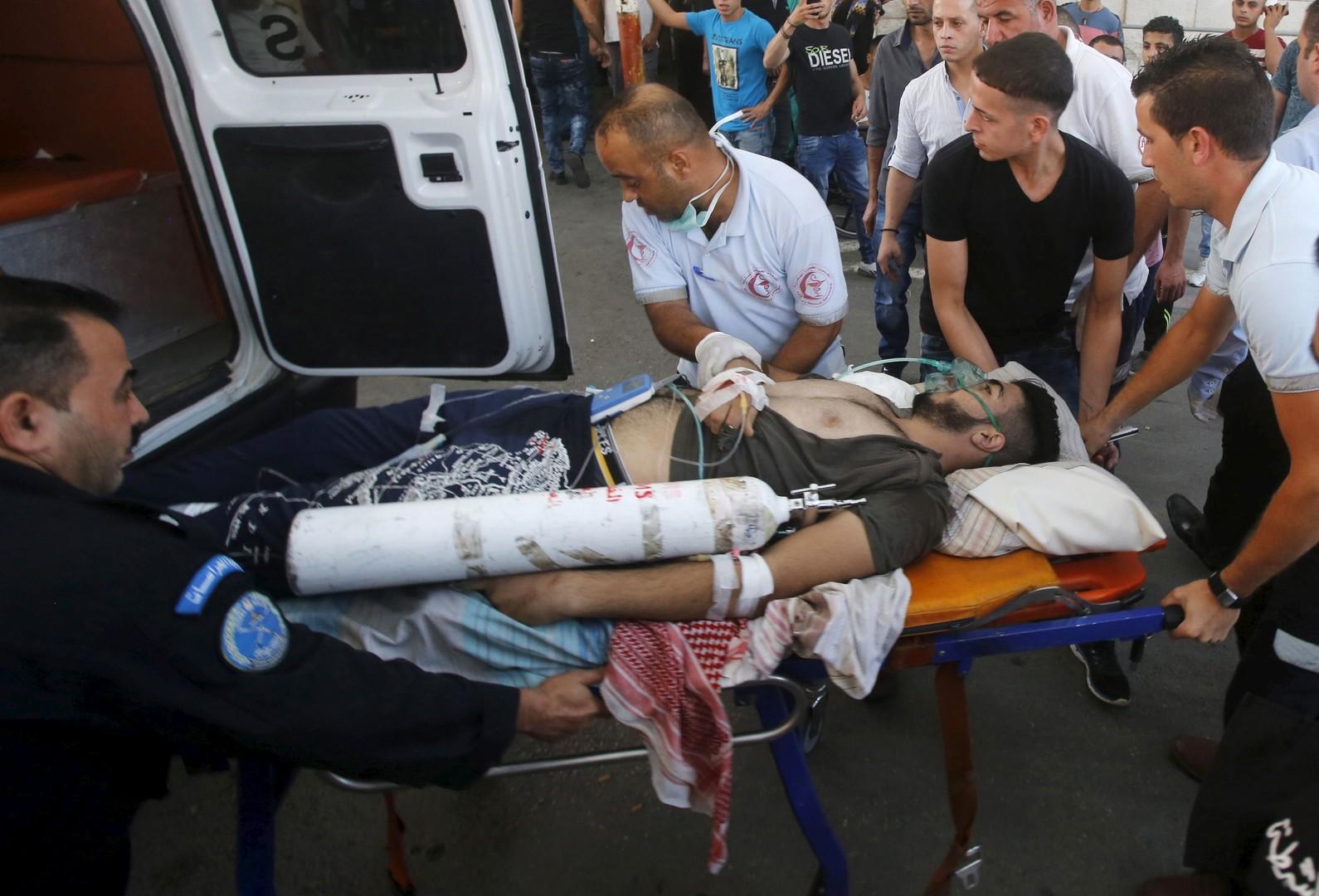 موسكو تدعم طلبا فلسطينيا بتوفير الحماية الدولية