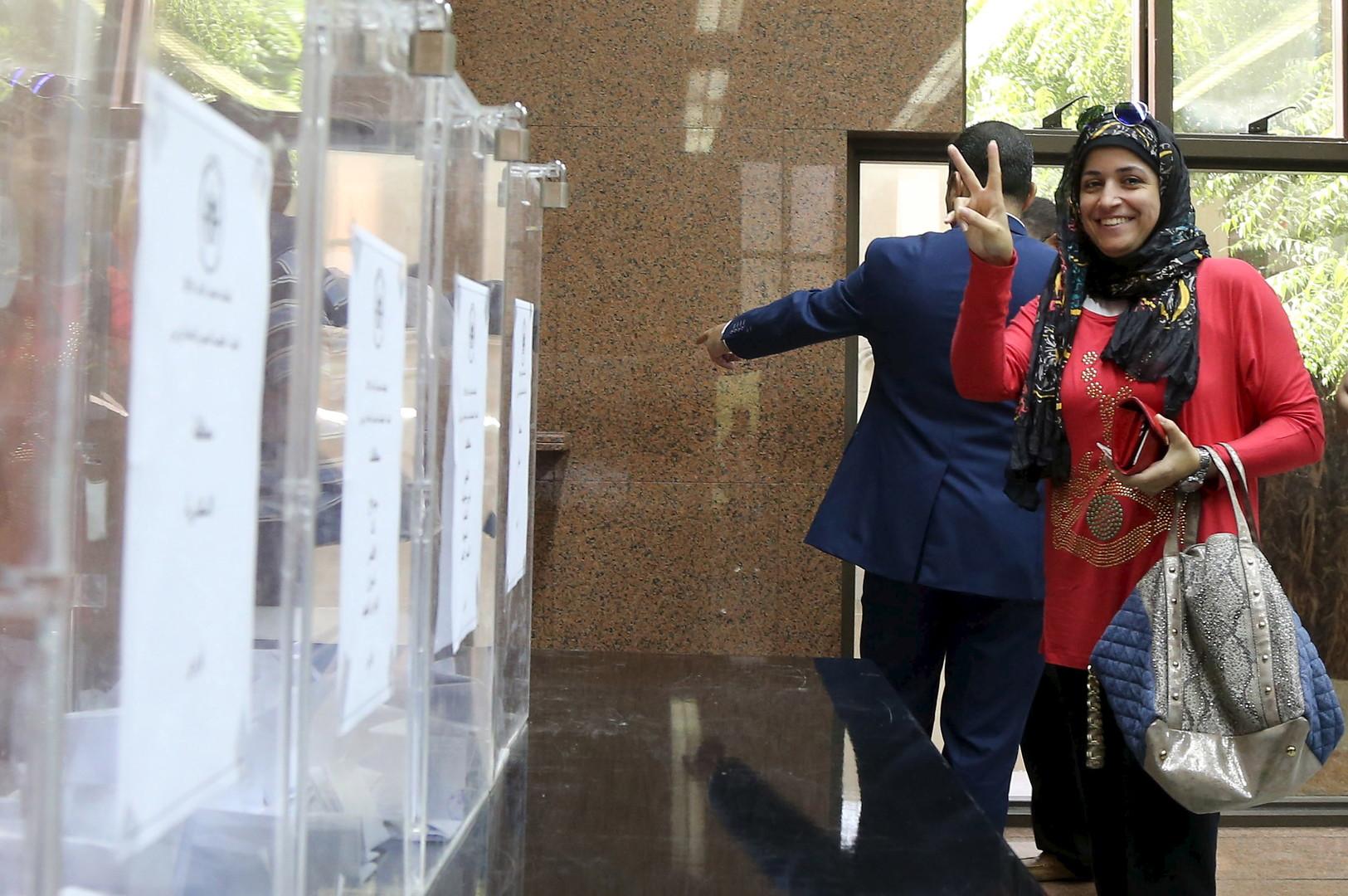 انتخابات برلمانية في مصر