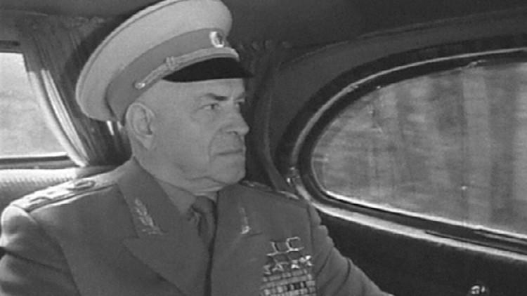 القائد العسكري الروسي العظيم غيورغي جوكوف