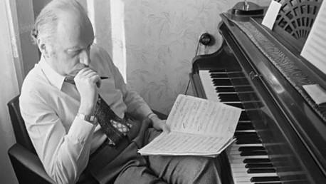 أوسكار فيلتسمان الملحن والموسيقار السوفيتي