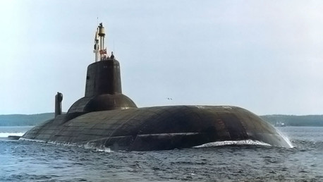 الغواصة الذرية الحاملة الصواريخ