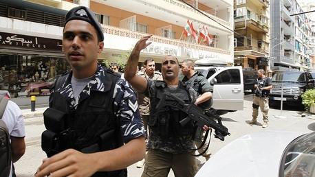 رجال أمن لبنانيون - صورة أرشيفية