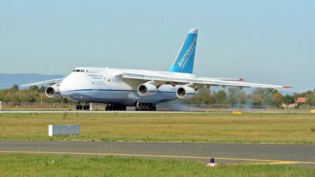 """طائرة النقل العسكري """" أن – 124 روسلان"""""""