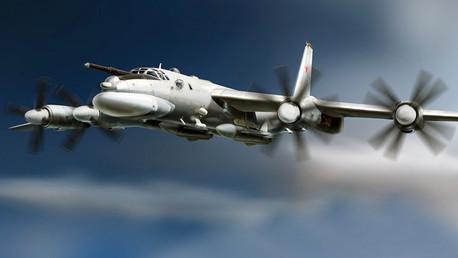"""قاذفة القنابل الاستراتيجية """"تو- 95"""""""