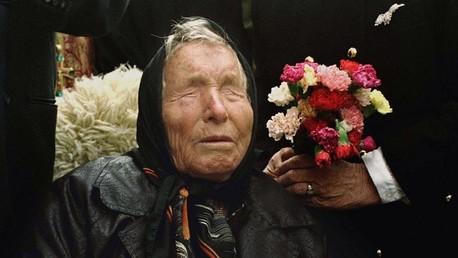 العرافة البلغارية فانغا عام 1994