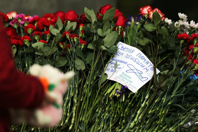 من عزى بوتين بضحايا الكارثة الجوية ومن تخلف؟