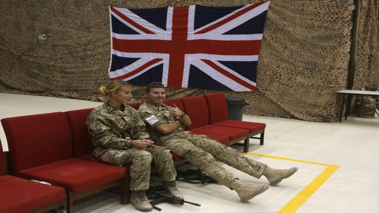 بدء بناء قاعدة عسكرية بريطانية في البحرين