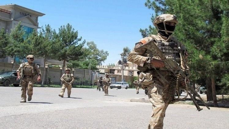 أفغانستان.. مقتل أكثر من 40 عنصرا من طالبان