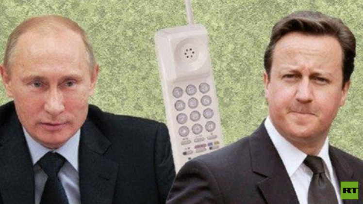 كاميرون: آمل أن ألتقي بوتين خلال قمة