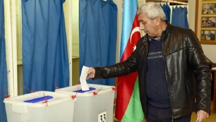 الحزب الحاكم في أذربيجان يعزز سلطته في البرلمان الجديد