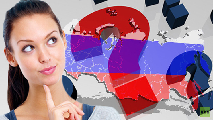 مسابقة.. ماذا  تعرف عن روسيا؟