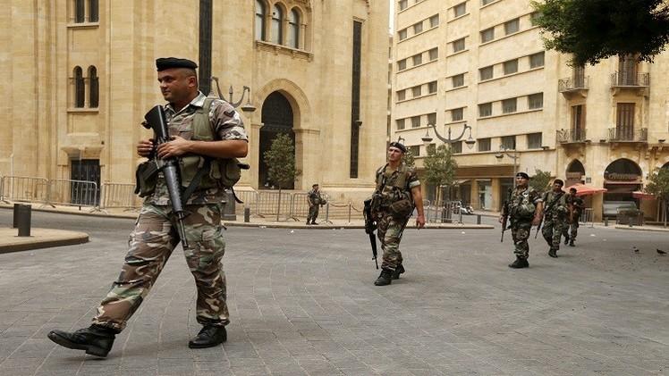 مقتل 8 بينهم عسكريان في تبادل لإطلاق نار شمال بيروت