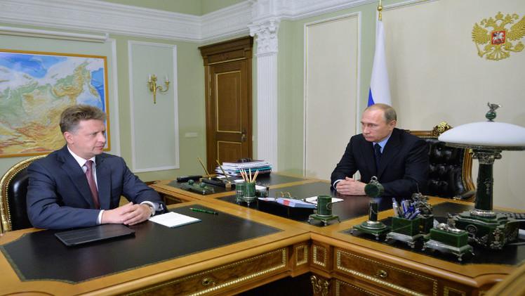 بوتين: يجب تكوين صورة موضوعية عن كارثة الطائرة
