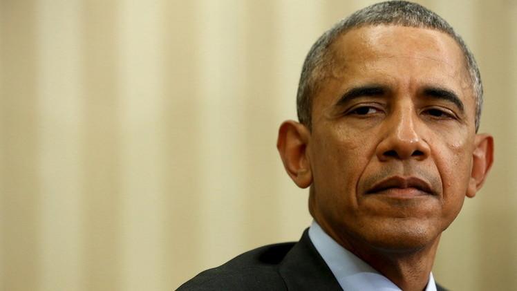 أوباما يقر موازنة بلاده لعام 2016