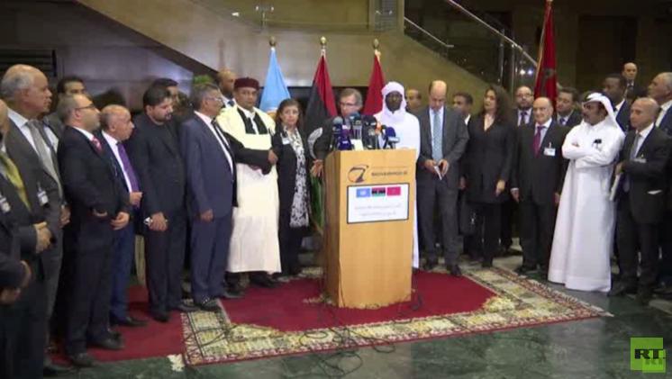 الأمم المتحدة تحث الأطراف الليبية على الاتفاق لتشكيل حكومة وحدة وطنية