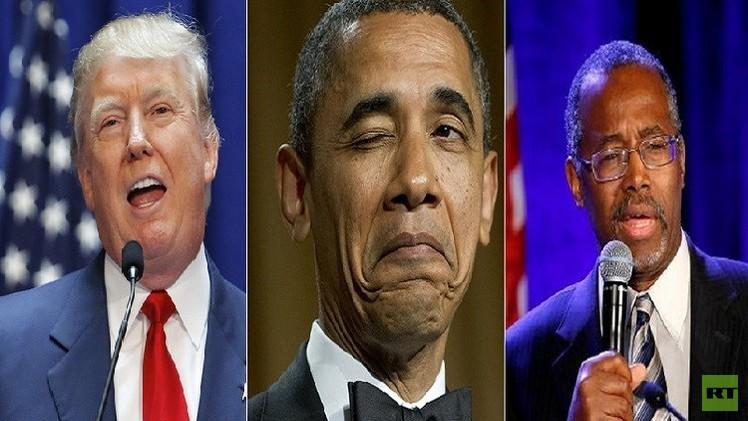 أوباما للجمهوريين: عجزتم عن التعامل مع صحفيين فكيف إذا كان بوتين؟
