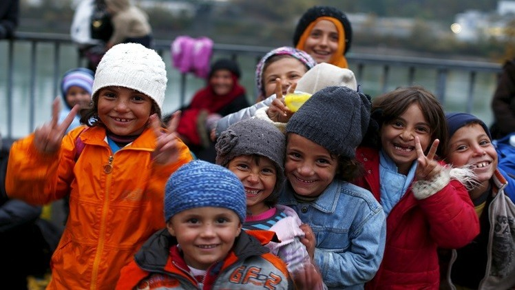 تقرير: أوروبا تستقبل يوميا حوالي 750 طلب لجوء لأطفال