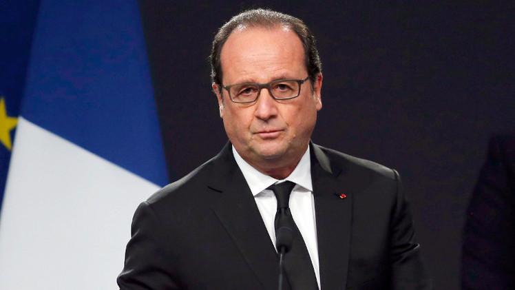 هولاند: مشاركة الأسد في الانتخابات يعني الاعتراف بعجزنا عن إيجاد حل بسوريا