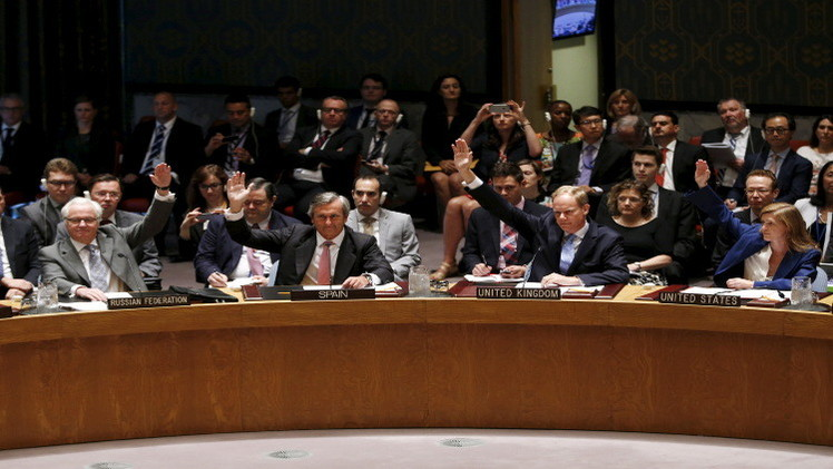 مجلس الأمن يبحث مشاكل الشرق الأوسط الشهر الجاري