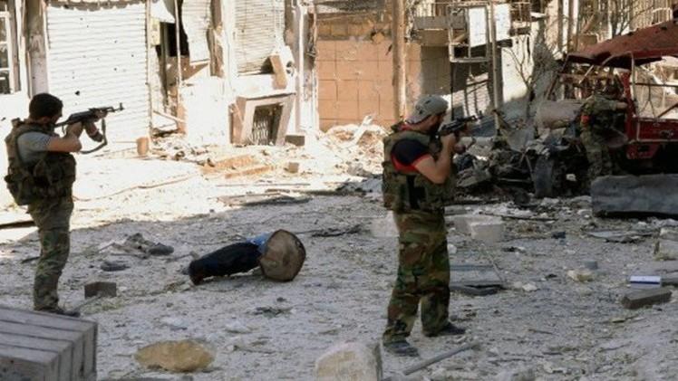 ارتفاع حدة القتال في الشمال السوري تعكس التوتر الإقليمي