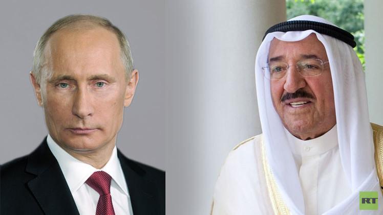الكرملين: بوتين يبحث مع أمير الكويت الثلاثاء المقبل تطورات الشرق الأوسط