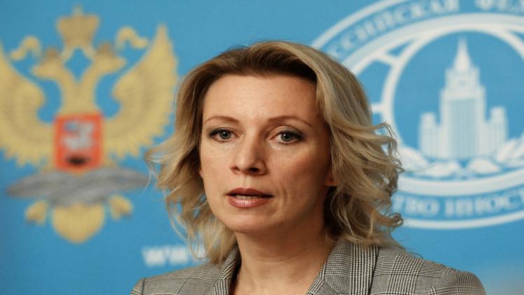 الخارجية الروسية تنتقد تحريف الصحافة الغربية لتصريحاتها بشأن الأسد