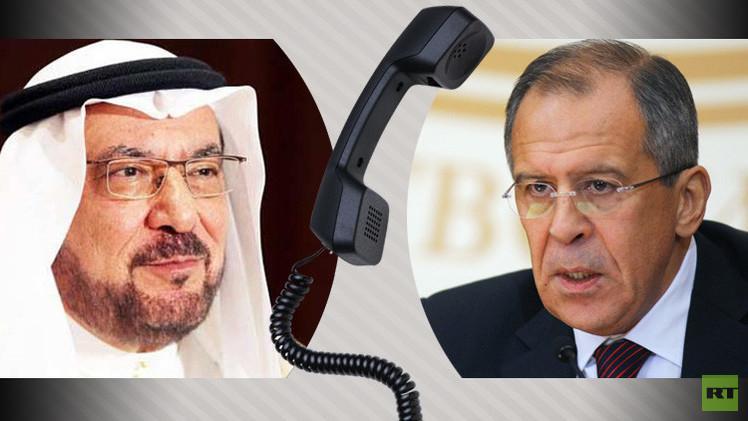 لافروف وأمين منظمة التعاون الإسلامي يتفقان على إشراكها في التسوية السورية