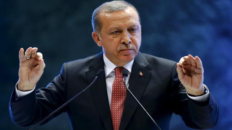 أردوغان يسعى لإعادة كتابة دستور بلاده بعد فوز حزبه في الانتخابات