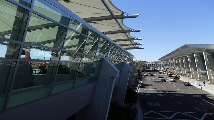 إغلاق مطار سان دييوغو في كاليفورنيا بعد إطلاق نار في محيطه