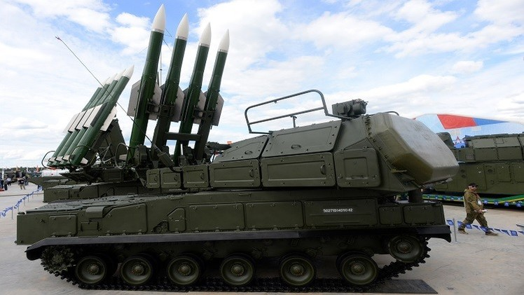روسيا ترسل أنظمة دفاع جوي إلى سوريا لحماية طائراتها