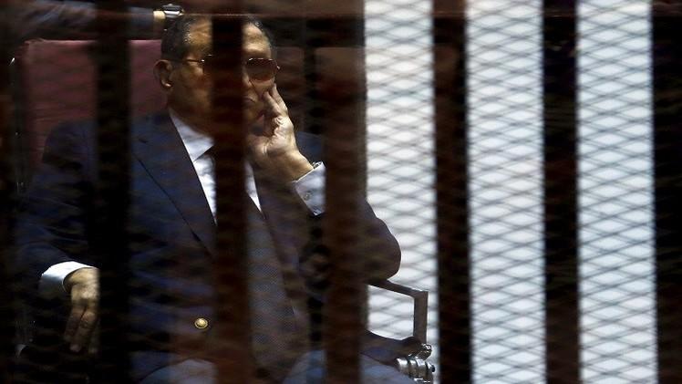 تأجيل محاكمة مبارك بقضية قتل متظاهرين إلى 21 يناير