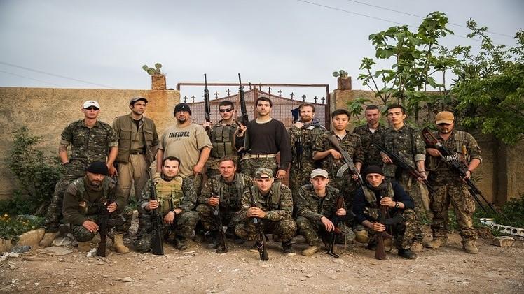مقتل كندي في سوريا كان يحارب إلى جانب الأكراد ضد