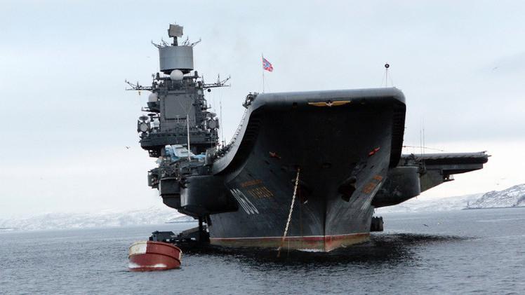 القوات البحرية الروسية تجري تدريبات في بحر بارنتس والمحيط الهادئ والبحر الأسود