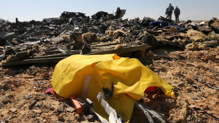 كارثة سيناء.. لجنة خاصة للبحث عن آثار متفجرات وتفريغ معلومات الصندوق الأسود