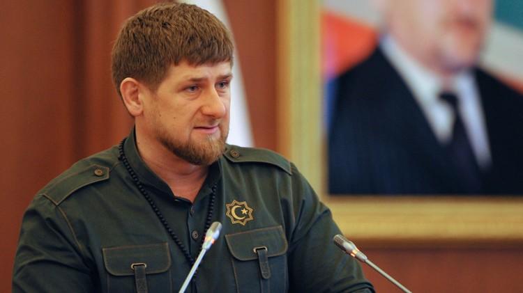 قادروف: مدبرو محاولة اغتيالي متواجدون في سوريا