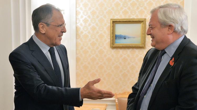 لافروف يدعو الأمم المتحدة إلى عدم استخدام معلومات غير موثوقة بشأن الغارات الروسية في سوريا