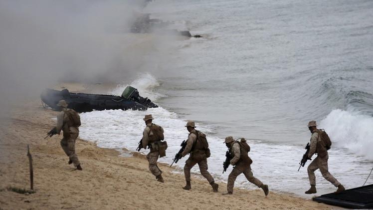 الناتو يحذر من الانتشار العسكري الروسي شرق المتوسط والبلطيق