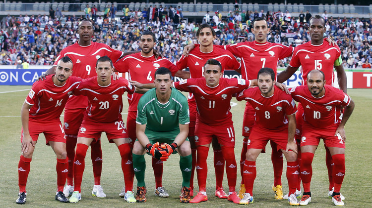 رسميا .. الفدائي الفلسطيني يختار ستاد عمان لمباراتي السعودية وماليزيا