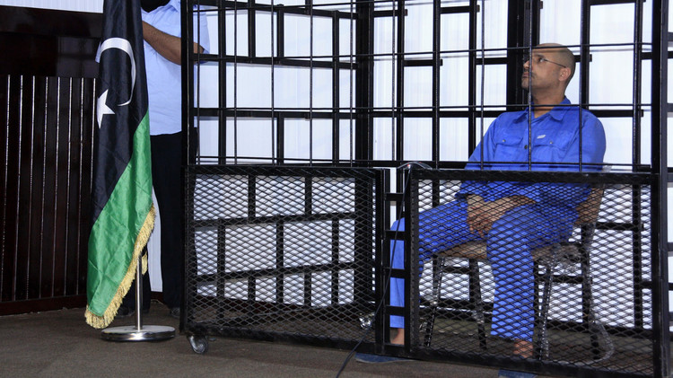 المحكمة الجنائية الدولية تطالب طرابلس بتسليم سيف الإسلام القذافي
