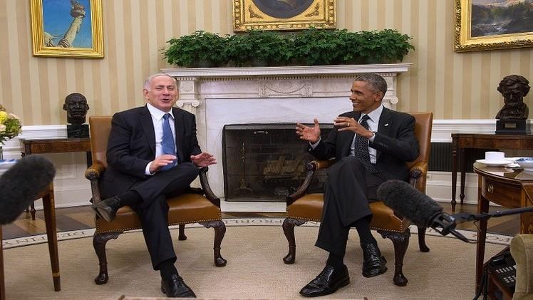 أوباما لا يرى فرصة لإحراز تقدم في حل الصراع الفلسطيني الإسرائيلي