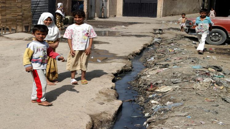 اليونيسيف تحذر من امتداد الكوليرا في العراق  إلى الكويت وسوريا والبحرين