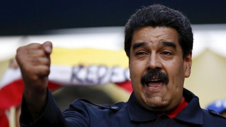 الرئيس الفنزويلي يتعهد بحلق شاربه في حال إخفاق حكومته في بناء مليون وحدة سكنية
