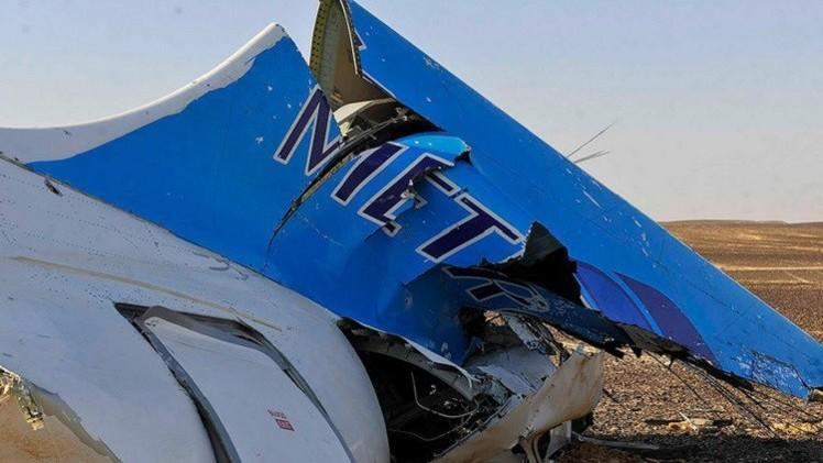 وزير الخارجية المصري: لا نؤيد أي فرضية بشأن تحطم الطائرة الروسية في سيناء