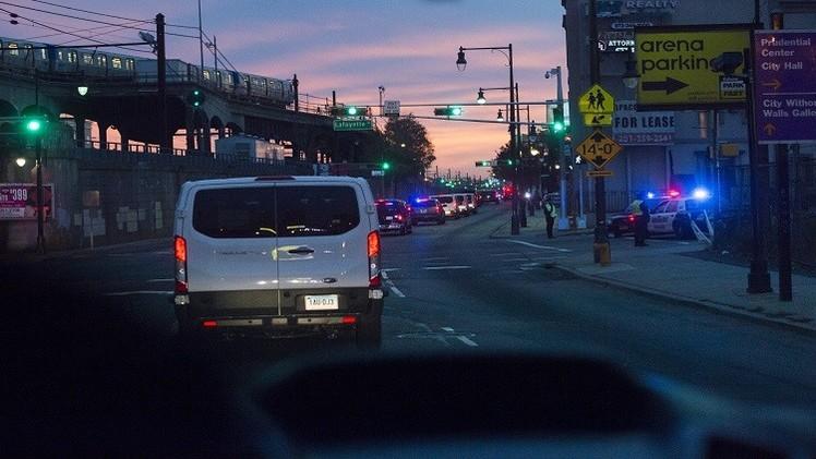مقتل شخص وإصابة 2 آخرين في إطلاق نار في ولاية نيوجيرسي
